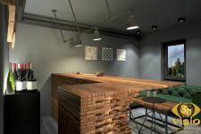 3D Визуализация бара